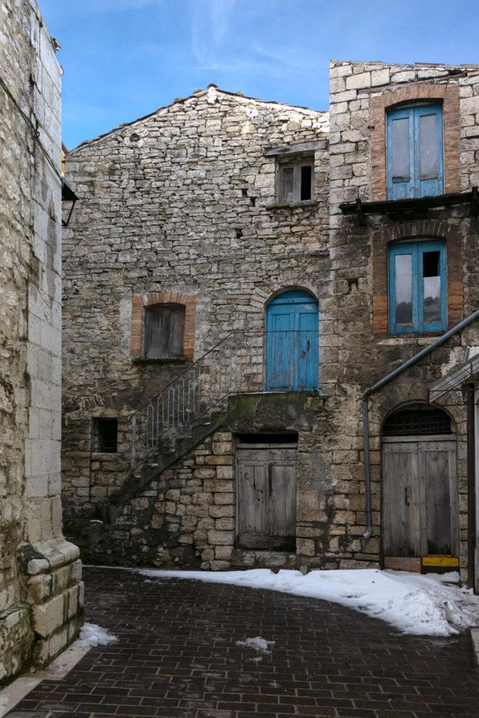 centro storico liscia