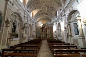 chiesa san martino liscia