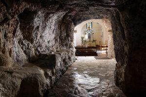 grotta san michele liscia